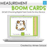 Measurement Boom Cards (Nearest Inch & Nearest Centimeter)
