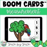 Measurement Boom Cards - Nonstandard Units | Distance Lear