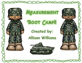 Measurement Task Cards - Length, Capacity, Weight, Area, &