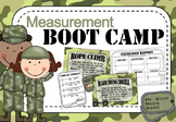 Measurement Boot Camp (centimeters, inches, feet, and meters)