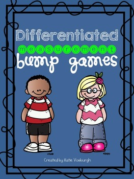 Measurement Bump Game Set - Differentiated