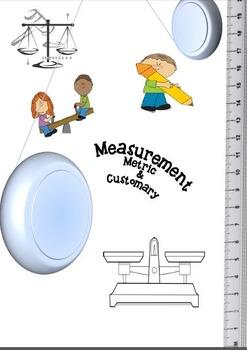 Measurement Bundle Grades 5-6