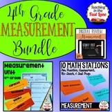 Measurement Bundle 4th Grade