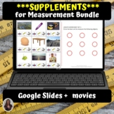 Measurement Bundle Digital Supplements | Distance learning