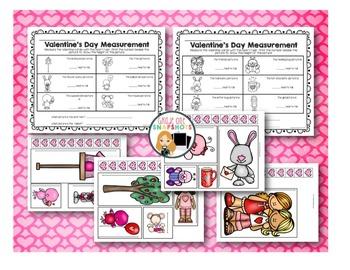 Measurement Bundle Non-Standard Units