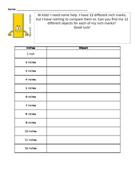 Measurement Bundle - Standard and Non-Standard Units of Measurement