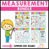 Measurement Bundle for Kindergarten Math