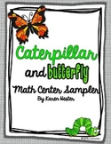 Measurement: Caterpillar and Butterfly Math Center Sampler