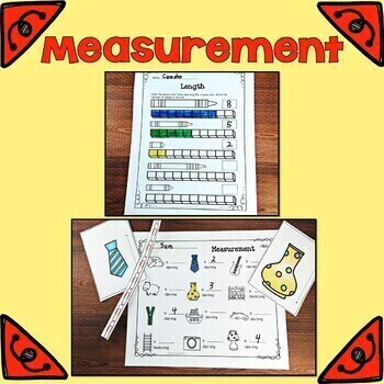 Measurement Center Activities and Worksheets
