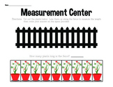 Measurement Center Activity Sheets