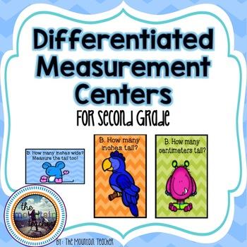 Measurement Centers - Differentiated
