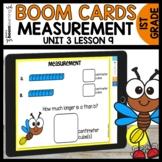 Measurement Centimeter Cubes | Module 3 Lesson 9 | Boom De