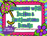 Measuring Task Card Bundle