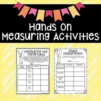 Measurement- Centimeters and Meters