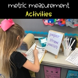 Measurement- Centimeters and Meters