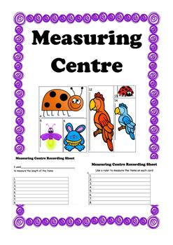 Measurement Centre