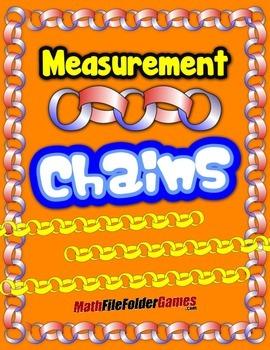 Measurement Chain {Math Game}