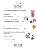 Measurement Challenge - cm and m