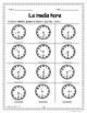 Measurement  Chapter 9 (Spanish Practice Worksheets)