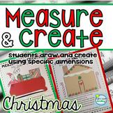 Measurement Christmas Theme ~ Christmas Math ~ Christmas Measurement Activities