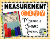 Measurement City: A Math Craftivity