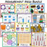 Measurement Clip Art Mega Bundle