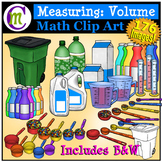 Measurement Clip Art | Volume