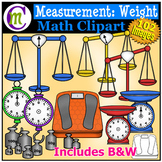 Measurement Clip Art | Weight