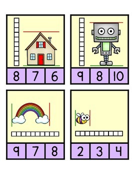 Measurement Clip Game