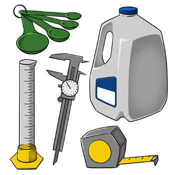 Measurement Clip Art