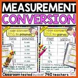 Measurement Conversions Worksheet