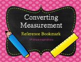 Measurement Conversion Bookmark