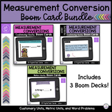 Measurement Conversion Bundle - Boom Cards