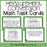5th Grade Measurement Conversion Task Cards | Measurement