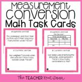 4th Grade Measurement Conversion Task Cards | Measurement