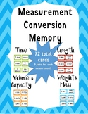 Measurement Conversion Memory