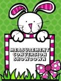 EASTER FREE Measurement Conversion Showdown