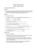 Measurement Conversion, Surface Area & Volume (Workplace A