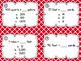 Measurement Conversion Task Card and Poster Set - Customar