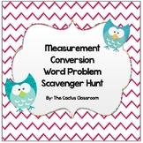 Measurement Conversion Word Problems