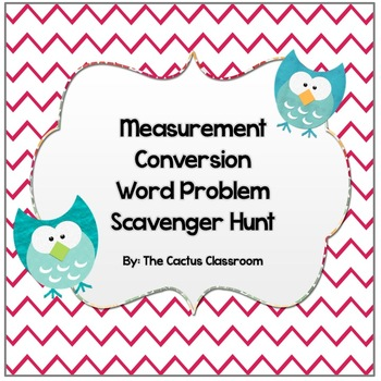 Measurement Conversion Word Problems