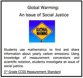 Measurement Conversions: A Social Justice Lesson