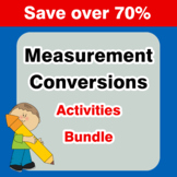 Measurement Conversions {Mega Bundle}