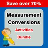 Measurement Conversions {Mega Bundle}