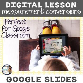 Measurement Conversions Google Interactive Lesson