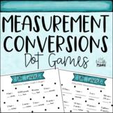 Measurement Conversions Math Centers: Dot Games