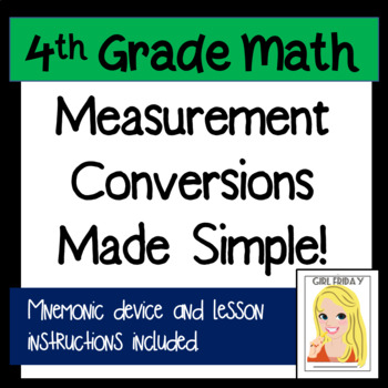Measurement Conversions Made Simple