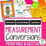 Measurement Conversions - Metric and Customary [Google Cla