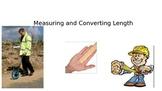 Measurement -PowerPoint- Converting length between mm, cm, m, km