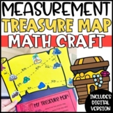 Measurement Craft   Measurement Activities for 2nd or 3rd Grade